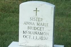 Sr Bridget McManamon