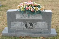 Nellie Gladness <i>Pendergrass</i> Garrett
