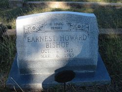 Earnest Howard Bishop