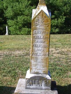 Pius Grover Ballard