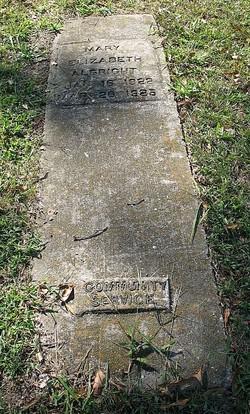Mary Elizabeth Albright