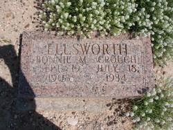 Bonnie M <i>Crouch</i> Ellsworth