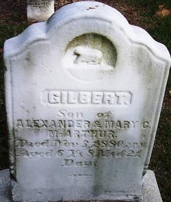 Gilbert McArthur