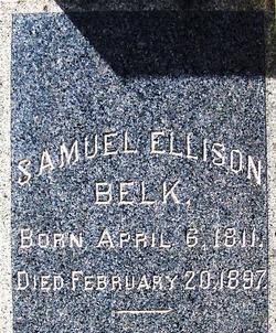 Samuel Ellison Belk