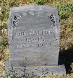 Vada <i>Mauldin</i> Davis