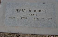 Jerry R Burns