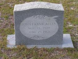 John Frank Allen