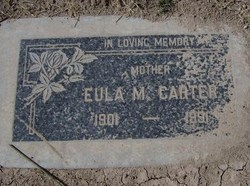 Eula M Carter