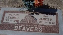 James M Beavers