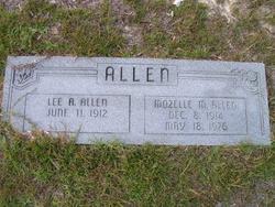 Susan Mozelle <i>Menius</i> Allen