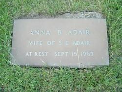Anna B. Adair