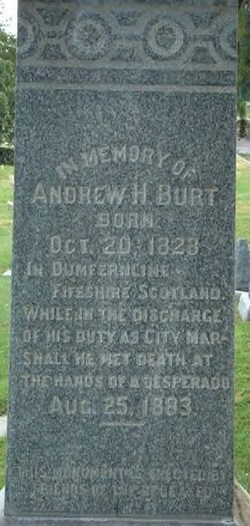 Andrew Hill Burt