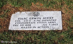 Col Isaac Erwin Avery