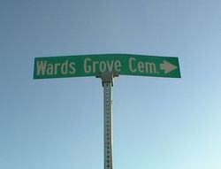 Wards Grove Cemetery