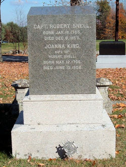 Capt Robert Snell