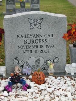 Kailey-Ann Gail Burgess