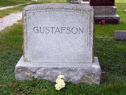 Rev Gustaf Oscar Walfrid Gustafson