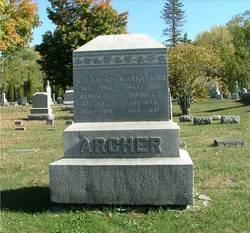 Minnie E <i>Reynolds</i> Archer