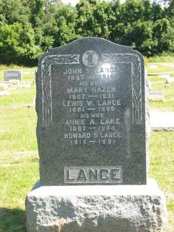Lewis William Lance