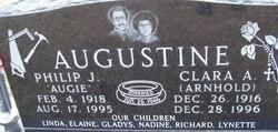 Clara Agnes <i>Arnhold</i> Augustine