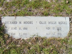 Ollie <i>Welsh</i> Moore