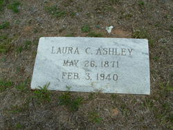 Laura Caroline <i>Hanks</i> Ashley
