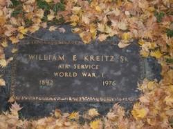 William Edward Kreitz, Sr