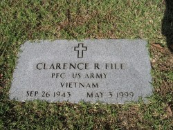 Clarence Roy File