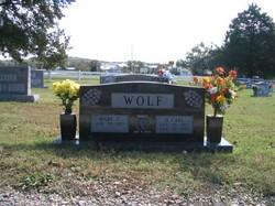 Deward Carl Wolf