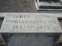 Dr James David Middlebrooks