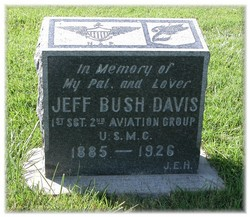 Jeff Bush Davis