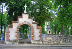 Chrzan�w Parish Cemetery