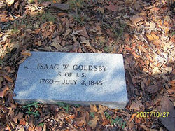 Isaac W. Goldsby