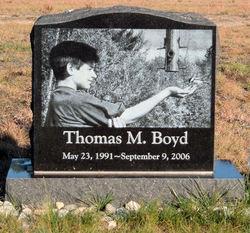 Thomas M Boyd