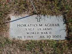 Horatio M Aguiar