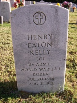 Col Henry Eaton Kelly