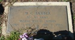 W. C. Barber