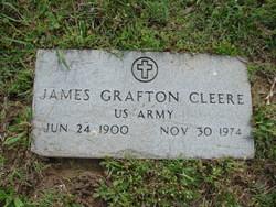 James Grafton Cleere