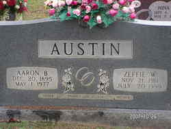 Aaron Buford Austin