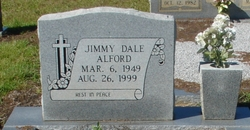 Jimmy Dale Alford