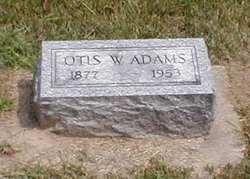 Otis Willmer Adams