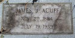 James J Acuff
