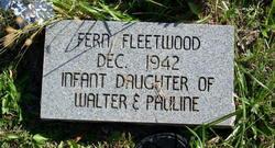 Fern Fleetwood