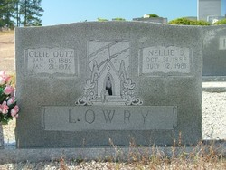 Ollie Ouzts Lowery