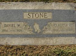 Daniel Washington Dan Stone, Sr