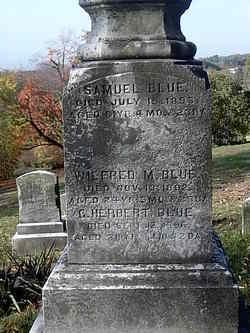 George Herbert Blue