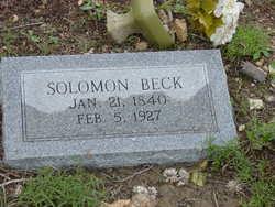 Solomon Beck
