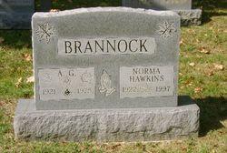 Ambrose Green <i>(A. G.)</i> Brannock