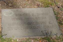 Capt George Frederick Baer