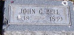 John G Bell